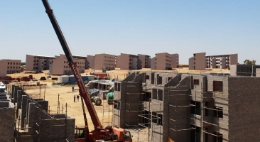 Olievenhoutbosch Housing Project